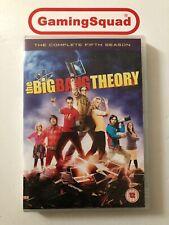 Big Bang Theory Season 5 DVD, Supplied by Gaming Squad