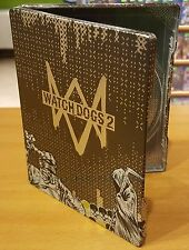 WATCH DOGS 2 /G2 Size - Steelbook Case Only PS4 Exclusive (No Game Included)