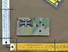 """Ricamata / Embroidered Patch """"New Zealand Flag"""" Multicam with VELCRO® brand hook"""