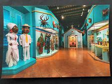 Puerto Rico ca2000, Tarjeta Postal, Coleccion Museo de las Americas