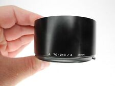 Minolta Metal Camera Lens Hood For Maxxum AF Zoom A 70-210mm f/4