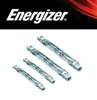 2 x Energizer LINEAR R7s  150w + 300w + 500w Lumens Halogen Bulb 240V Dimmable