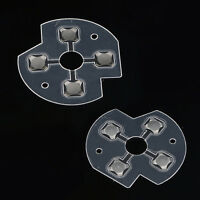 2pcs ABXY Key Button Metal Patch Button Metal Button for Xbox One Controller