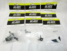 Blade 120SR Parts Bundle Fin Swashplate Frame CF Shaft Main Gear Spindle & More