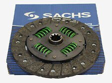 BMW E30+ CLUTCH DISC (some 325E 528E to 04 1986) SACHS 1861.837.132 21211223114