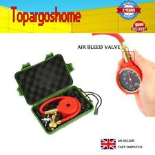 Car Tyre Inflatable Deflator Pressure Gauge PSI Bar Tyre Pump Pressure Tester