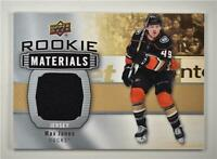 2019-20 Series 2 Rookie Materials #RM-MJ Max Jones - Anaheim Ducks