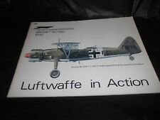 SQUADRON/SIGNAL 1002, AIRCRAFT NUMBER TWO LUFTWAFFE IN ACTION by MIKE DARIO