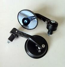 Bar End Mirrors Triumph Street Triple 675 Bonneville Thruxton Streetfighter BSA