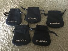 New Pandora Gift Ring Charm Pouch Lot of 5 Pcs