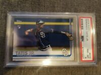 FERNANDO TATIS JR. RC 2019 TOPPS SERIES 2 ROOKIE #410 PSA 8 NM-MT PADRES INVEST
