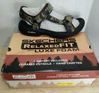 Skechers Mens Size 14 Camo Sandals Mossy Oak Goodyear Relaxed Foam Fit  (6)