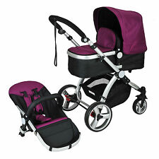 Standard Prams & Strollers with Footmuff