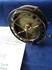 """X-RARE J W YOUNG PROTOTYPE 5"""" PURIST CENTREPIN REEL + LETTER OF PROVENANCE"""