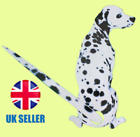 Cartoon Dalmatian Moving Tail Animal Sticker for Cars