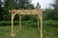 Oak Framed Pergola ,Oak gazebo. Oak garage , Oak carport, Oak structure timber