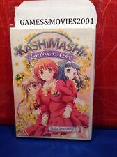 Kashimashi: Girl Meets Girl - Vol. 1: Role Reversal (DVD, 2007, Subtitled)