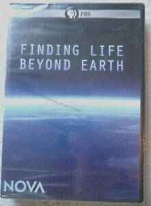 73354 DVD - Finding Life Beyond Earth [NEW / SEALED]  2011  NOV6227U