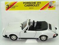 POLISTIL 1:25 0221 PORSCHE 911 CABRIOLET - MINT & BOXED 40 YEARS OLD! L2