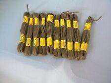 10 skiens Dmc Floralia 3 Ply Persian Wool Yarn Laine Divisible 7415 Brown