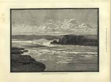 1883 The First Cataract Of The Nile Near The Island Of Philae