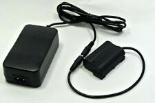 EH-5A +EP-5B(ENEL15 dummy battery)For NikonD800,D500,D810 camera ac adapter