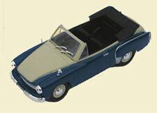 MF Models 026 Wartburg 311 Cabrio 1/43 Scale White/Blue New in Box