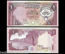 KUWAIT 1 DINAR UNC BEAUTIFUL  NOTE # 544