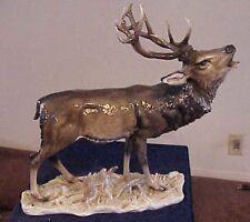 Rosenthal Porcelain Stag Deer Large   Heidenreich  # 1555  Elk  1935