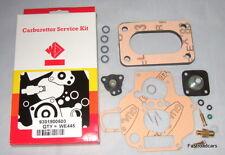 Weber 32 & 32/34 DFT Carb/Carburateur Service Kit Original avec pompe à ressort