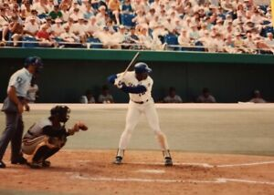 BO JACKSON ONE-OF-A-KIND PHOTO I TOOK DURING SPRING TRAINING..1988