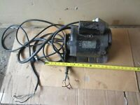 Motor 3//4 HP Single-Phase 1725 RPM Open 110V//220V Grizzly Industrial G2903