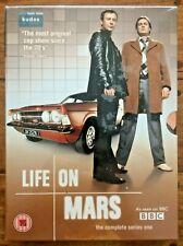 Life on Mars Season Series 1 One PAL Region 2 DVD BBC Cop Show
