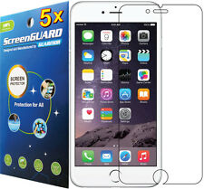 5x Clear LCD Screen Protector Guard  Cover Film Apple iPhone 6 Plus 6S Plus 5.5""