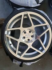 """3SDM 0.08 20"""" 10.5j et27 5x112 alloy wheels Audi Mercedes"""
