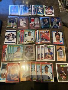 HUGE 40 CARD BASEBALL ROOKIE LOT!