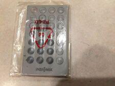 """Insignia TV Remote 7C26A """"New"""""""