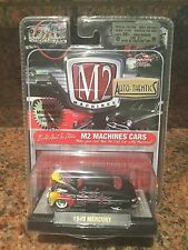 1949 Mercury With Flames Chase Car M2 Machines 1:64 Only 732 Made
