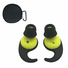 Swimming Earplugs Audible Ear Plugs for Swimming, Surfing, Diving and Water