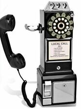 Wall Phone Retro Antique Payphone Rotary Style Vintage Old Fashion Gift Classic