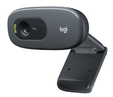 Logitech Webcam C270 HD - 2-year warranty (NEW & Sealed)