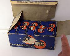 Vintage Spark Plugs AC lot of 10 plugs 88L Com