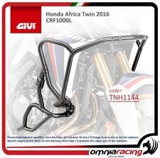 GIVI moteur Guard noir 25 mm diameter acier tube Honda CRF1000L Africa Twin 16>