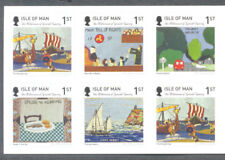 Isle of Man -Millenium of Tynwald Tapestry mnh pane set