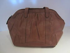 Timberland Earthkeepers Women's Leather Shoulder Bag Handbag Braun New