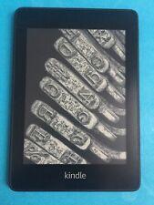 Kindle Paperwhite (10. Generation) 8GB WLAN eReader ebook wasserfest schwarz