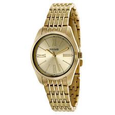 Pulsar Women's PG2010 Analog Dial Gold-Tone Roman Numeral Quartz Watch