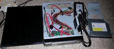 """Mini-ITX Computer Case w/ 60 Watt Power Supply & DVD RW Drive 8.25""""x10.75""""x2.5"""""""
