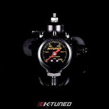 K-TUNED K-TUNED FUEL PRESSURE REGULATOR COMBO - FITTINGS AND GAUGE