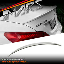AMG CLA45 Style ABS Rear Trunk Lip Spoiler Wings for Mercedes-Benz CLA C117 W117
